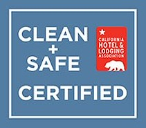 Clean & Safe Certified Logo