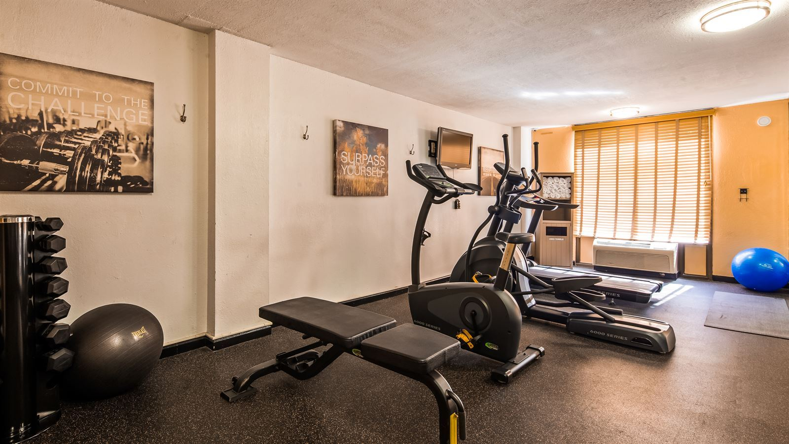 Fitness Center at our San Francisco Hotel