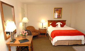 South San Francisco Hotel Accommodations